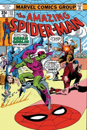 The Amazing Spider-Man #177