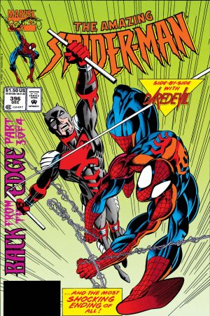 The Amazing Spider-Man #396