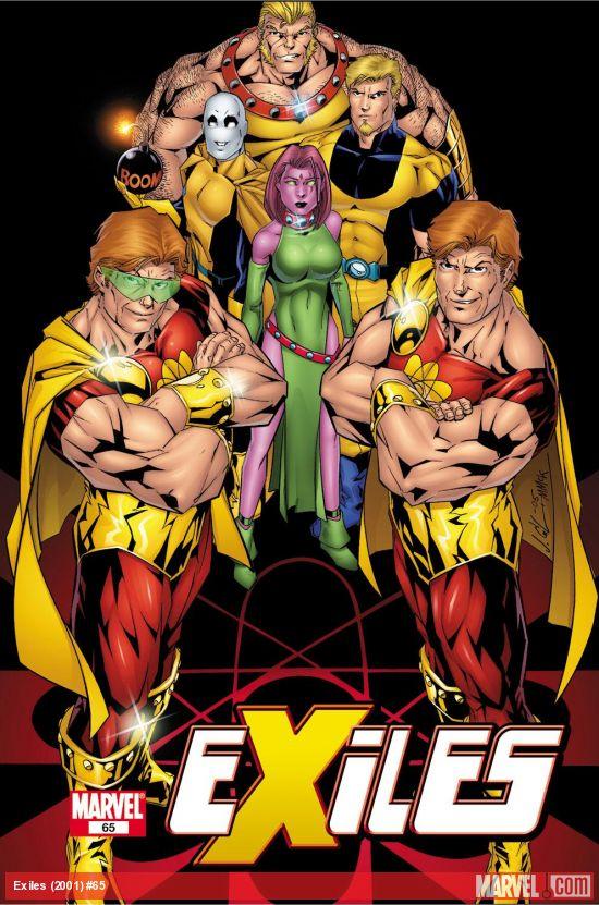 Exiles (2001) #65