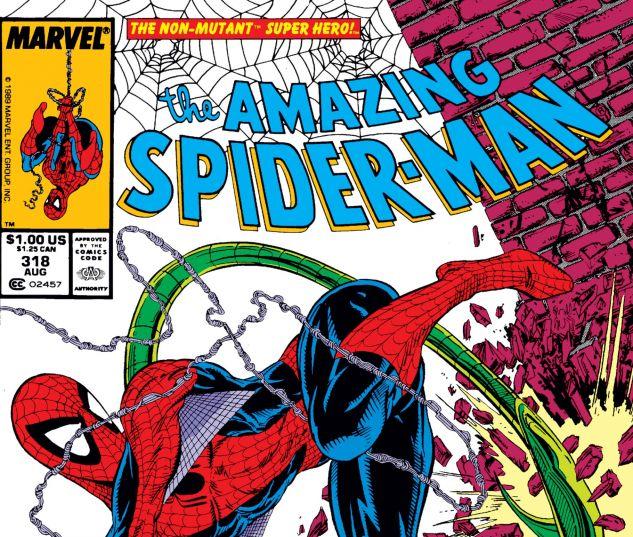 Amazing Spider-Man (1963) #318