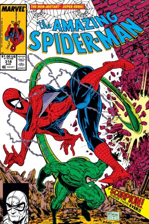 The Amazing Spider-Man #318
