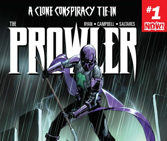 cover from Prowler (2016) #1