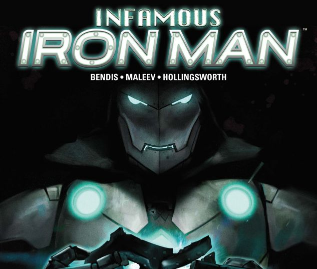 cover from Infamous Iron Man (2016) #3