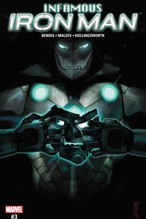 Infamous Iron Man (2016) #3