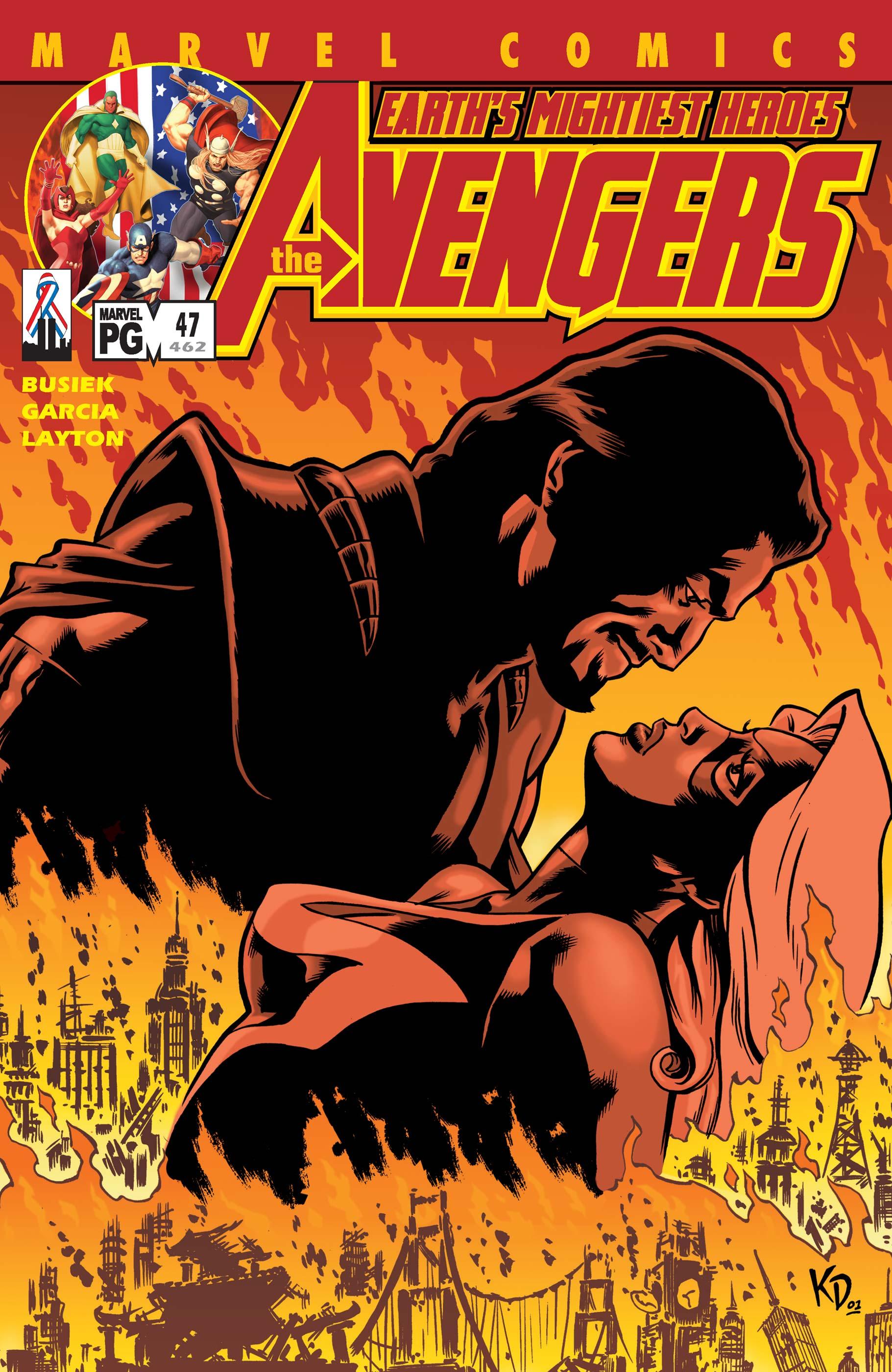 Avengers (1998) #47