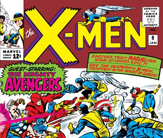Uncanny X-Men (1963) #9