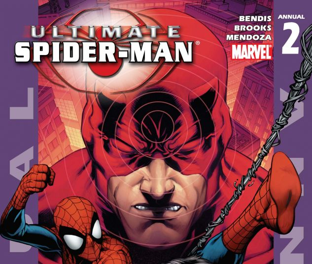 ULTIMATE SPIDER-MAN ANNUAL (2005) #2