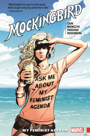 Mockingbird Vol. 2: My Feminist Agenda (Trade Paperback)