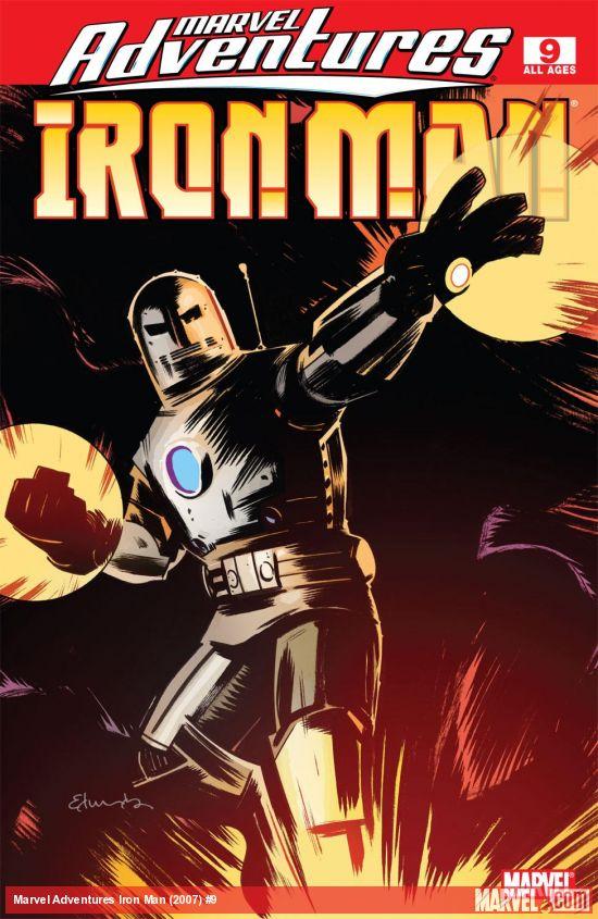 Marvel Adventures Iron Man (2007) #9