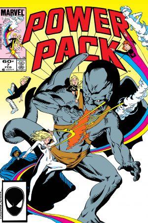 Power Pack (1984) #7