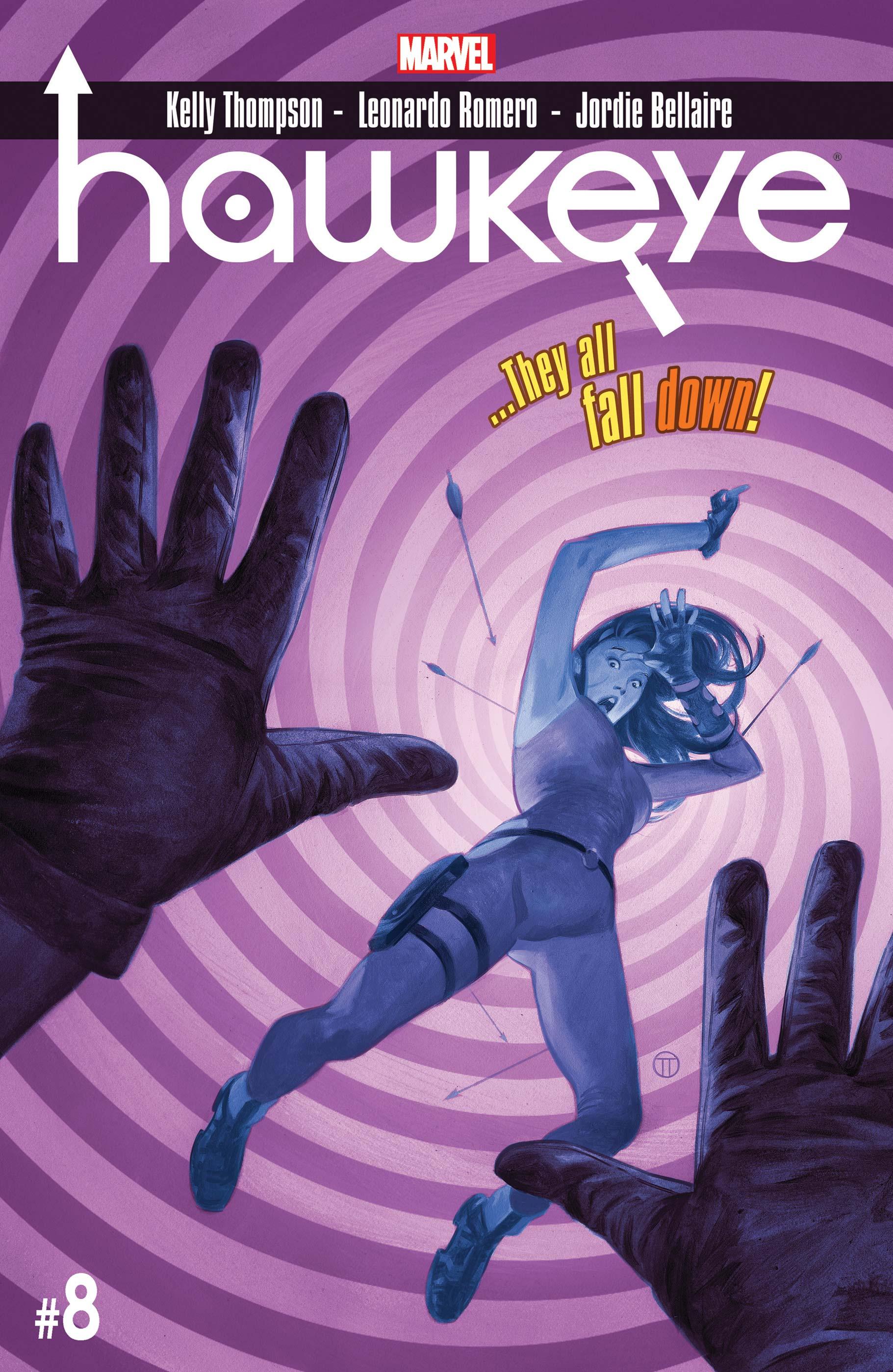 Hawkeye (2016) #8