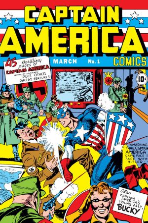 Captain America Comics (1941 - 1954)