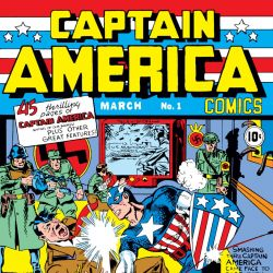Captain America Comics