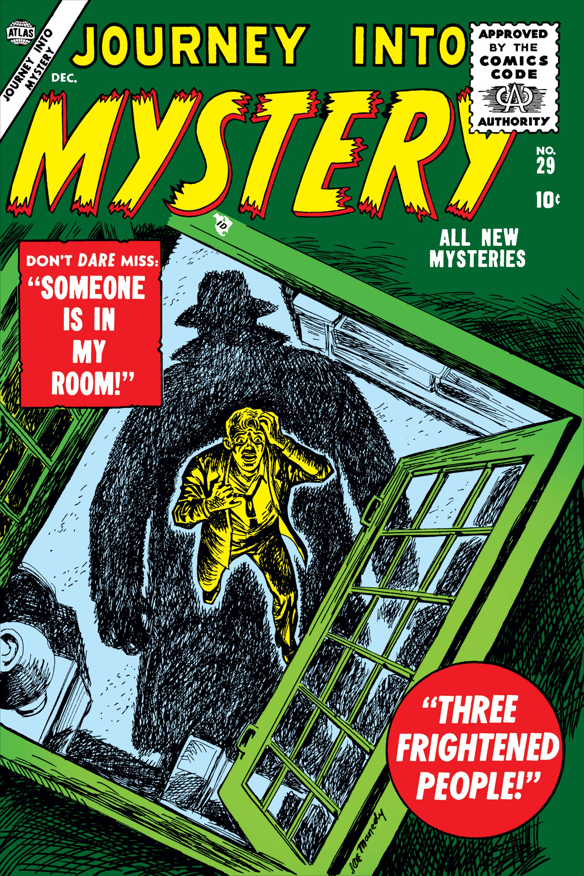 Journey Into Mystery (1952) #29