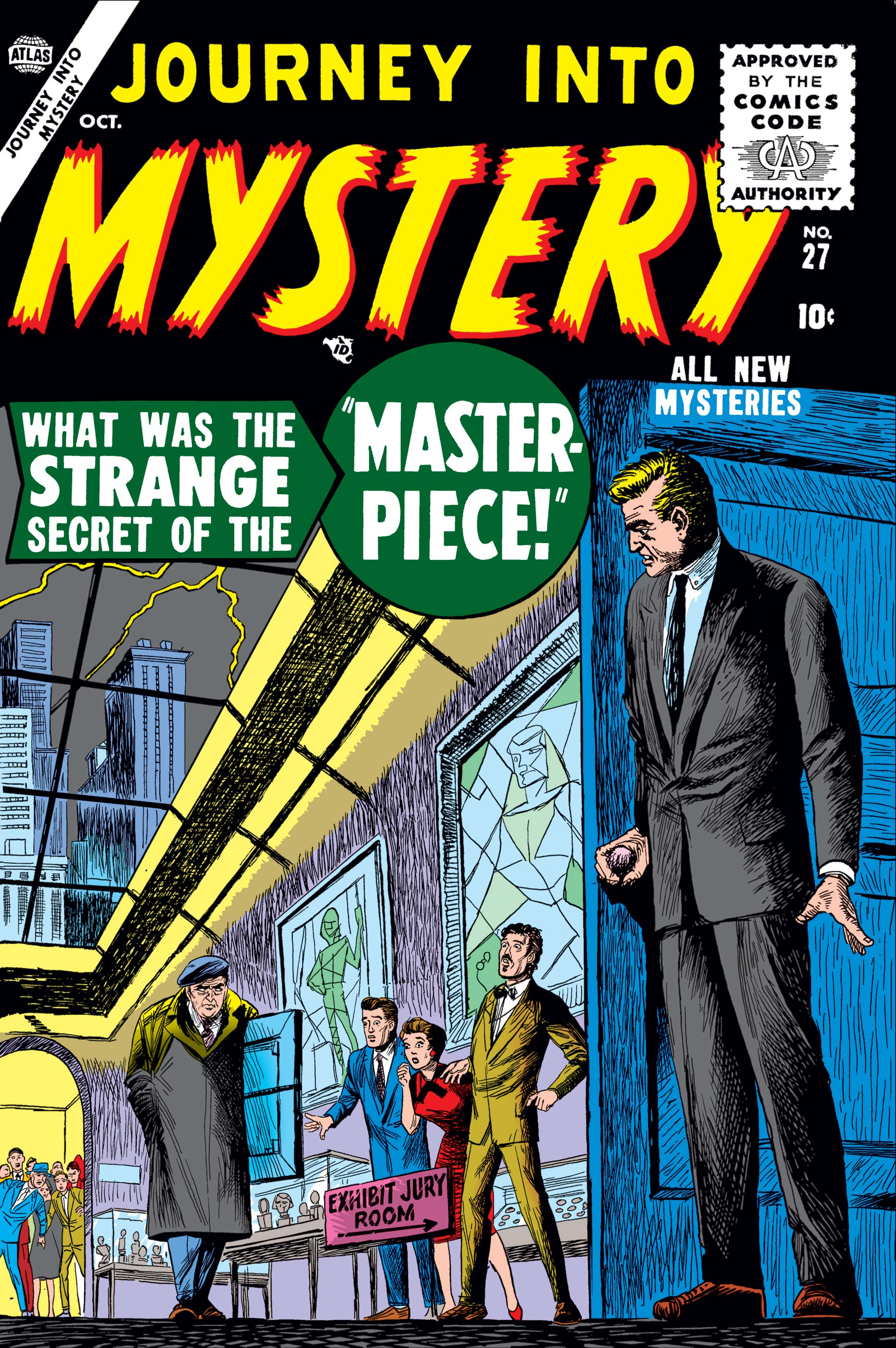 Journey Into Mystery (1952) #27