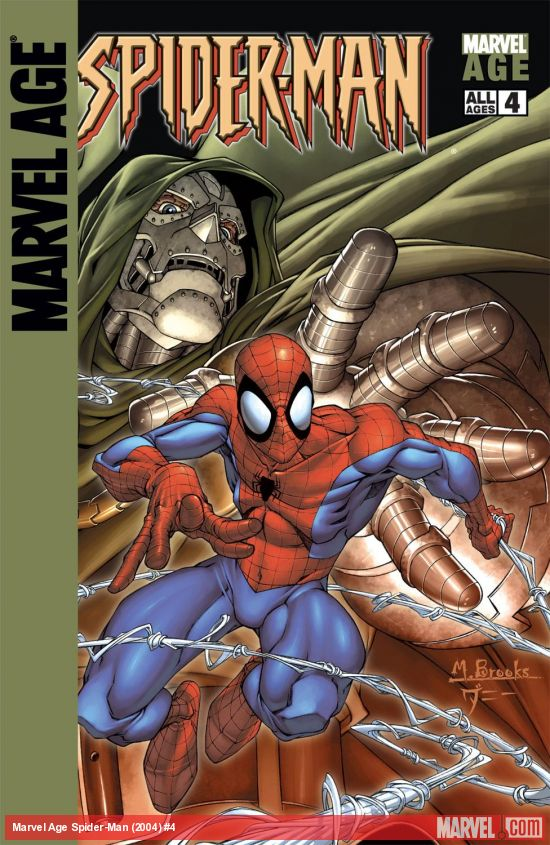 Marvel Age Spider-Man (2004) #4