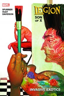 Legion: Son of X Vol. 2 - Invasive Exotics (Trade Paperback)