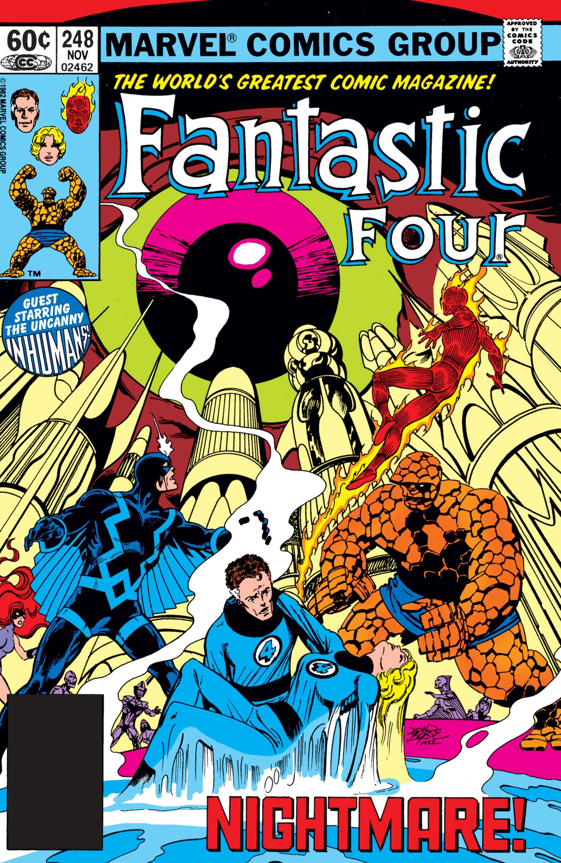 Fantastic Four (1961) #248