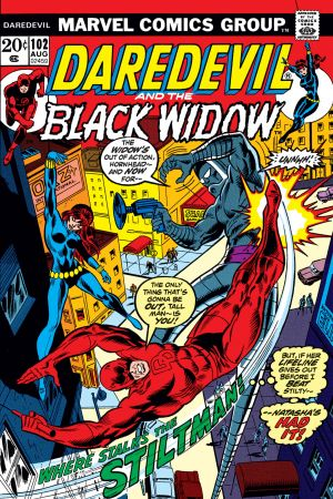 Daredevil  #102