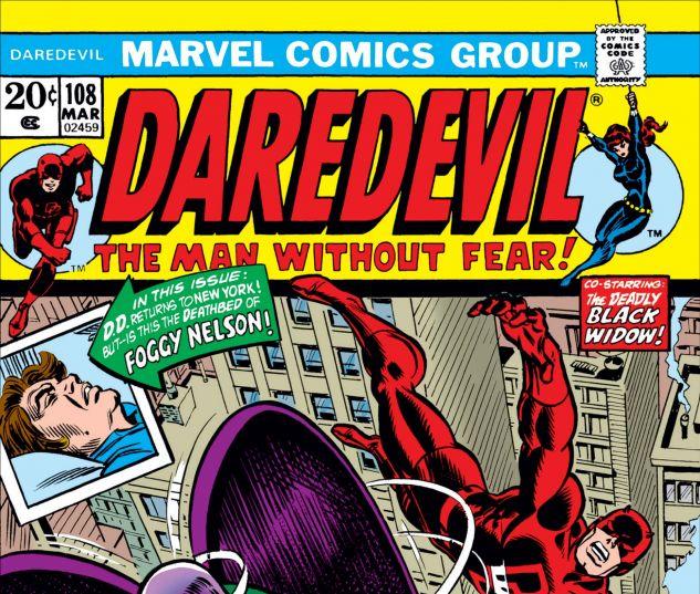 DAREDEVIL (1964) #108