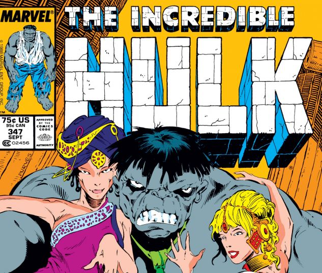 Incredible Hulk (1962) #347