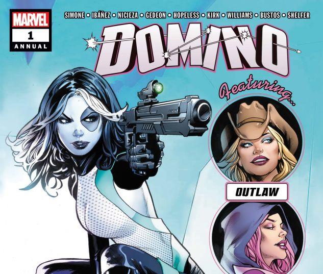 Domino Annual (2018) #1
