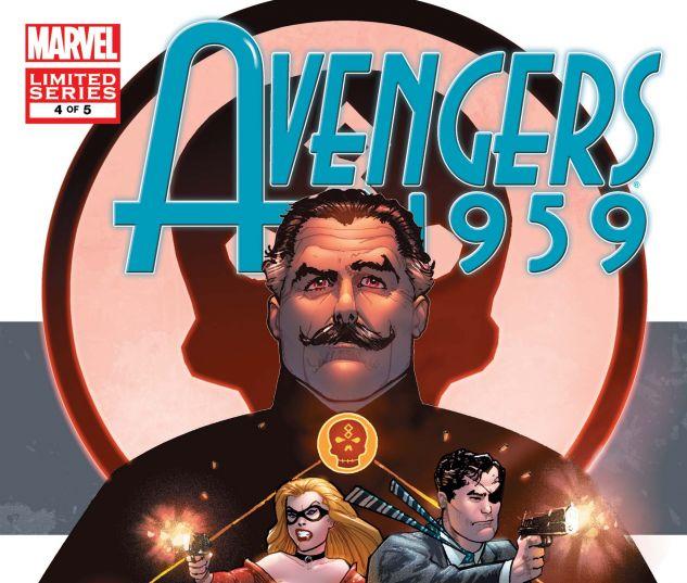 Avengers 1959 (2001) #4