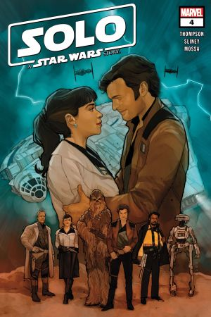 Solo: A Star Wars Story Adaptation #4