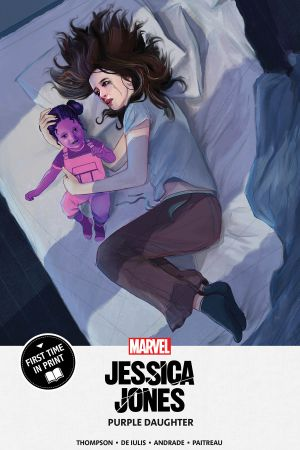 Jessica Jones: Purple Daughter (Trade Paperback)