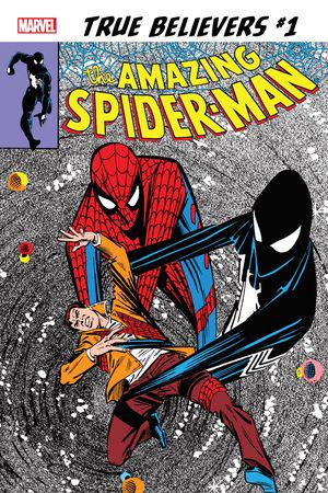 TRUE BELIEVERS: THE SINISTER SECRET OF SPIDER-MAN'S NEW COSTUME! 1 #1