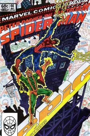 Peter Parker, the Spectacular Spider-Man (1976) #66