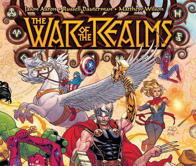 WAR OF THE REALMS TPB #1