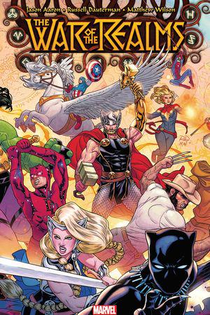 War Of The Realms (Trade Paperback)