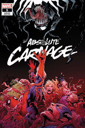 Absolute Carnage #5  (Variant)
