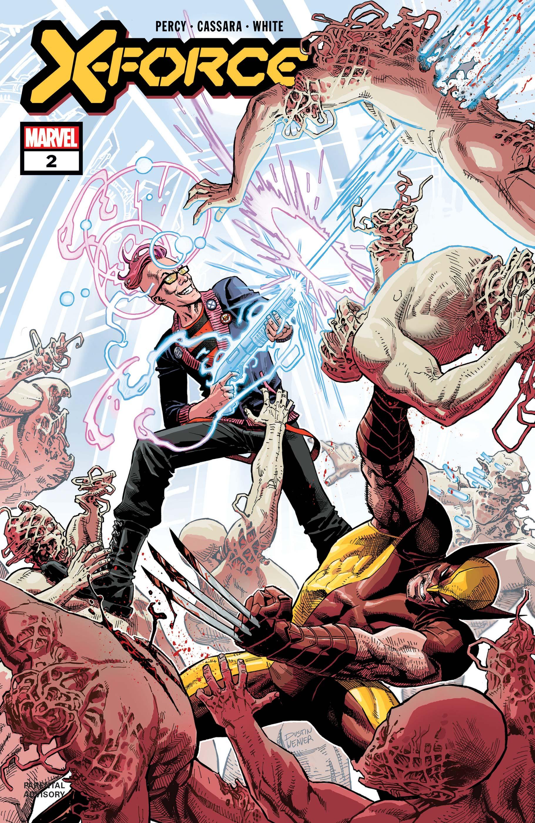 X-Force (2019) #2