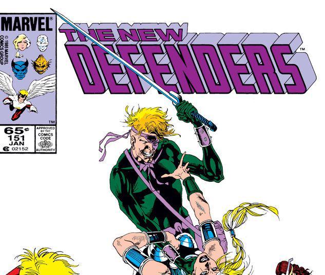 Defenders #151