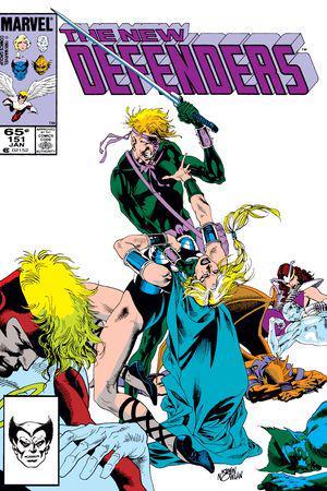 Defenders (1972) #151