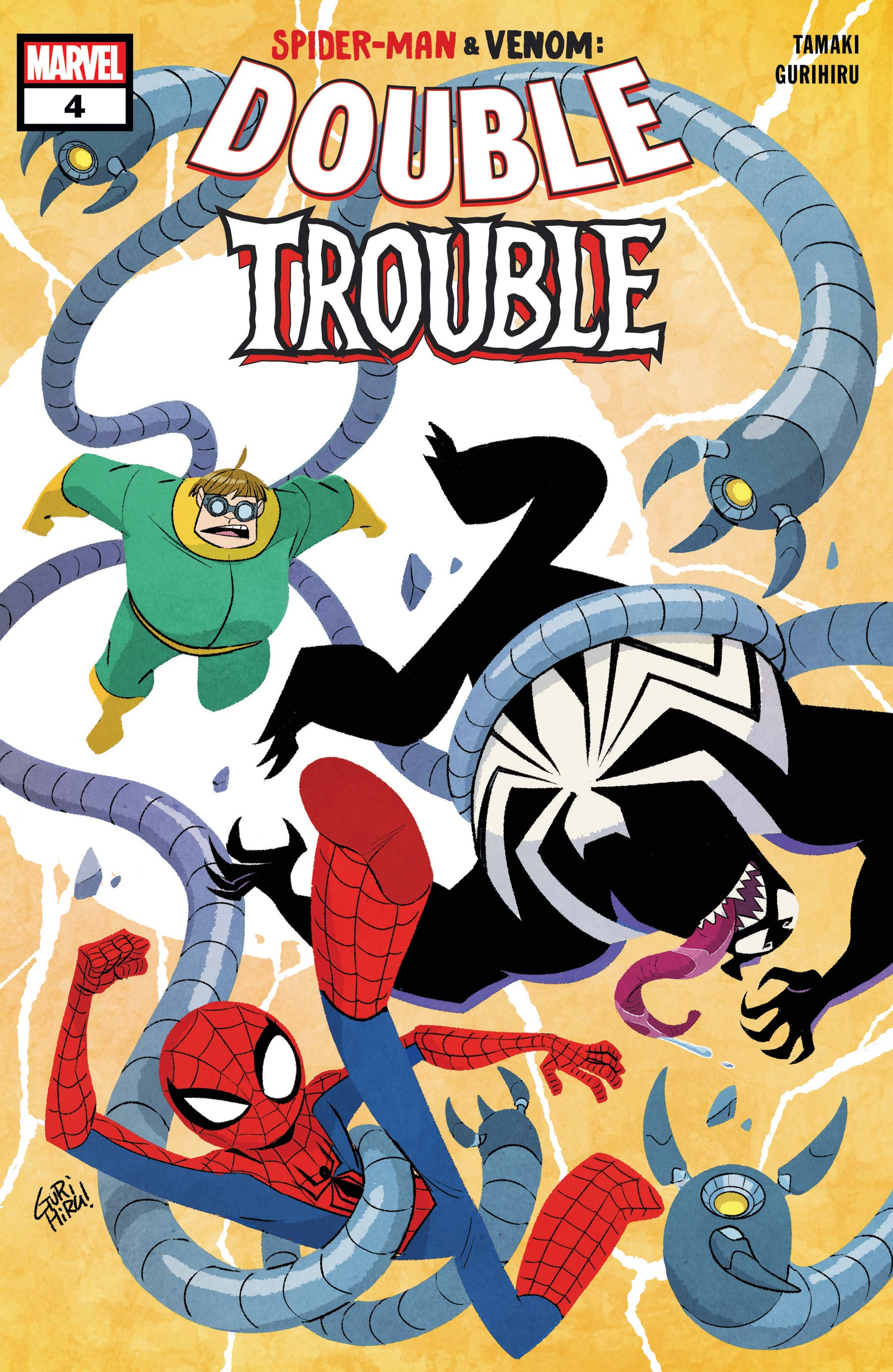 Spider-Man & Venom: Double Trouble (2019) #4