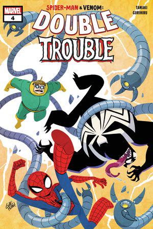 Spider-Man & Venom: Double Trouble #4