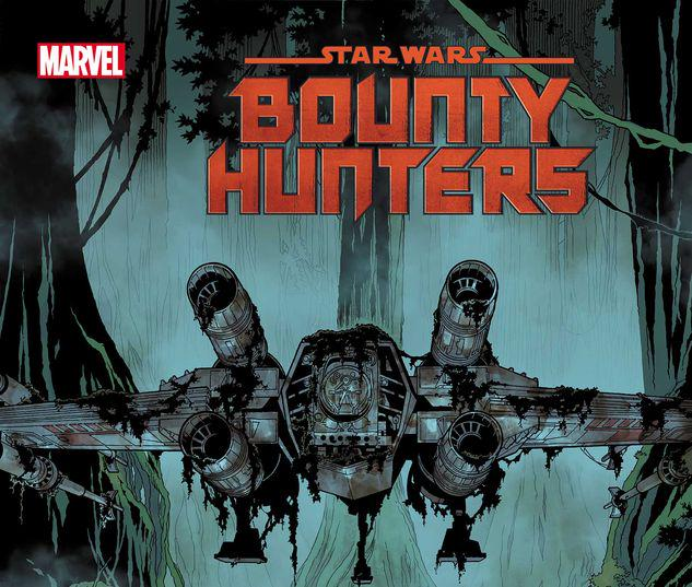 Star Wars: Bounty Hunters #7