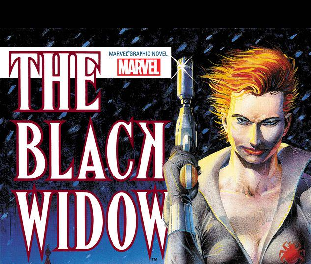 BLACK WIDOW: THE COLDEST WAR GRAPHIC NOVEL 1 #1