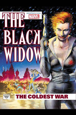 Black Widow: The Coldest War Graphic Novel #1