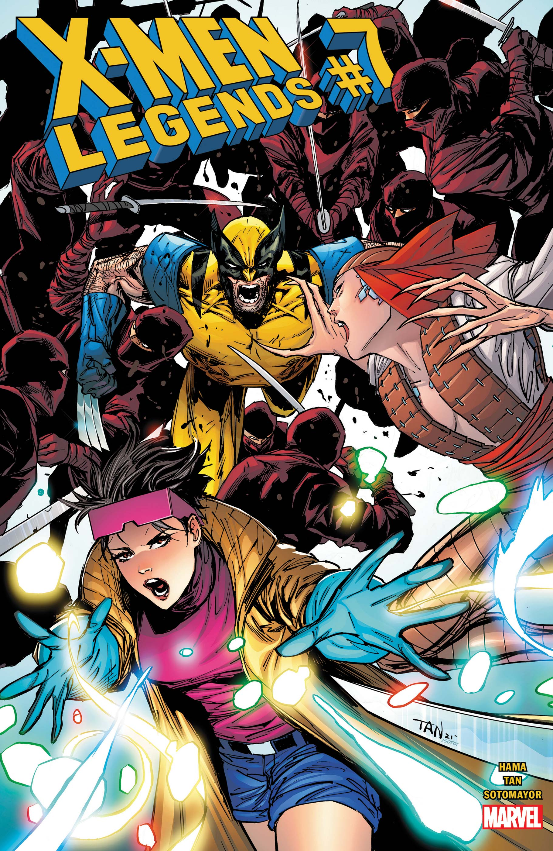 X-Men Legends (2021) #7