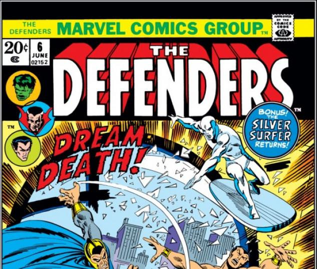 Defenders, The #6