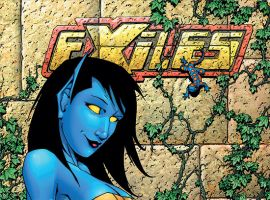 EXILES (2004) #42 COVER
