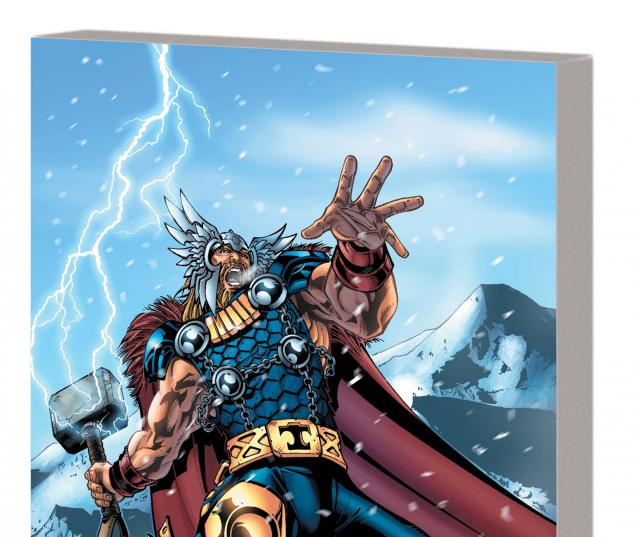 THOR: SPIRAL TPB (NEW PRINTING) cover