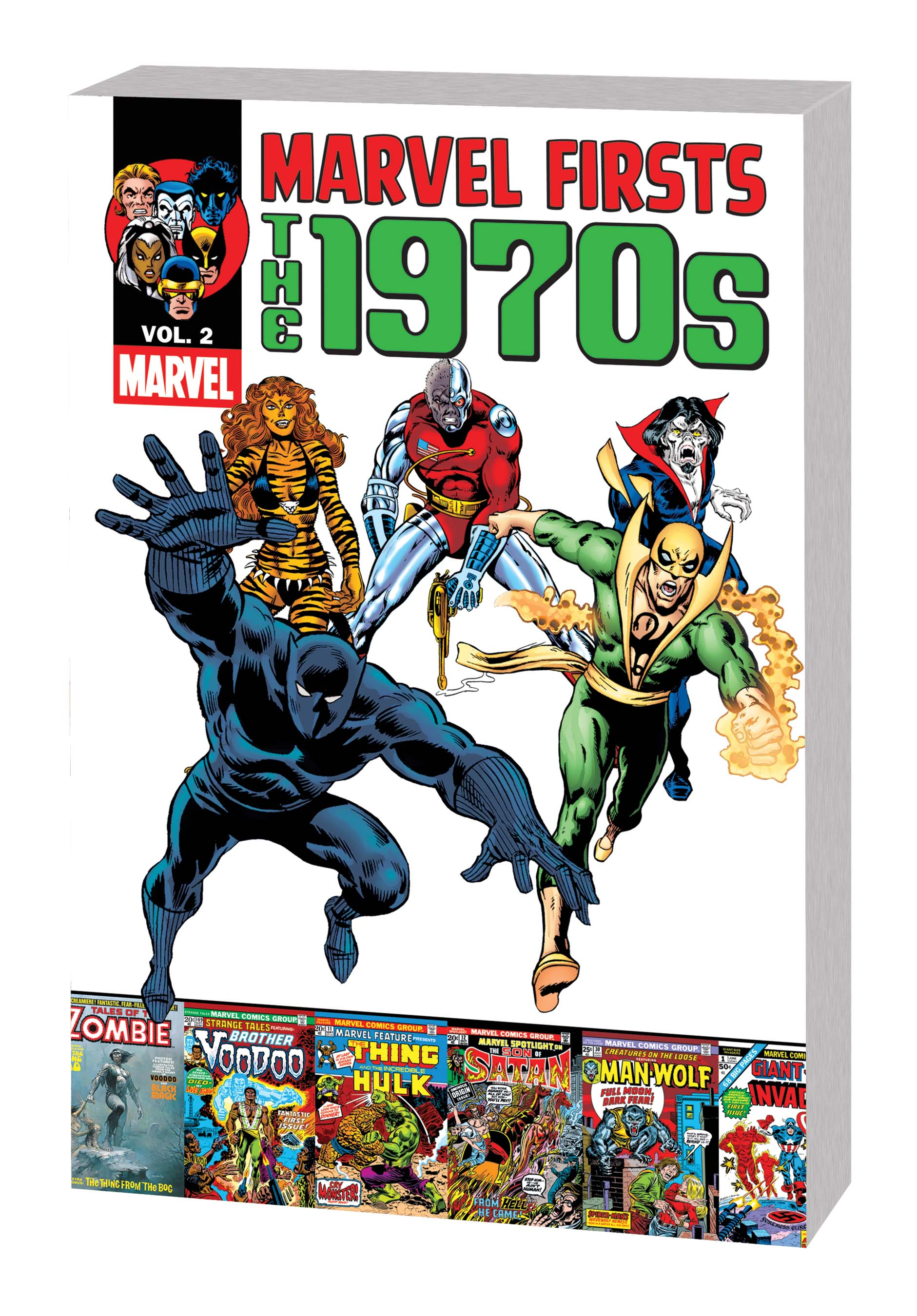 Marvel Firsts: The 1970s Vol. 2 (Trade Paperback)