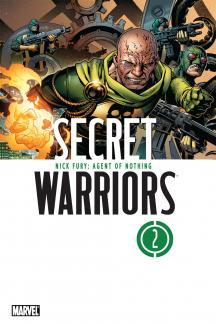 Secret Warriors (2008) #2