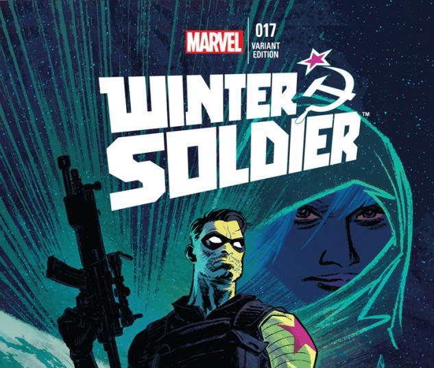 WINTER SOLDIER 17 BRUNNER VARIANT