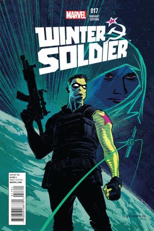 Winter Soldier (2012) #17 (Brunner Variant)